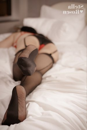 Sidalia escort girl in Santa Fe and nuru massage