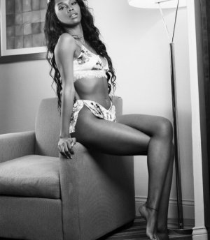 Arlete escorts in Derby and tantra massage